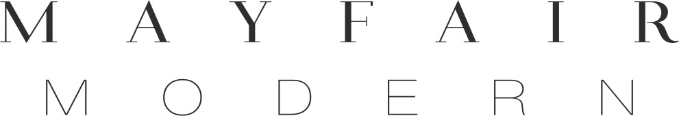 Mayfair Modern Logo Singapore